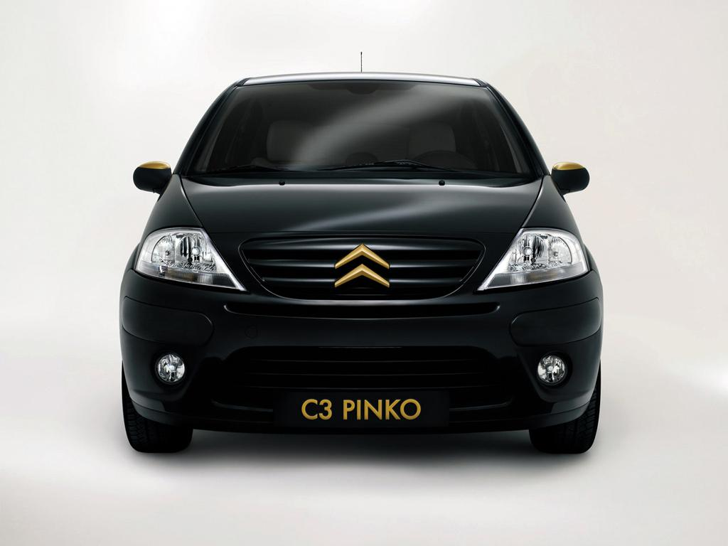 C3 Gold by Pinko 2008 face avant